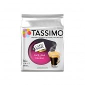 Кофе в капсулах Tassimo Carte Noire Cafe Long Intense, 16 капсул