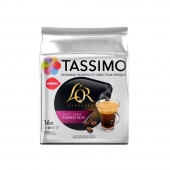 Кофе в капсулах Tassimo L'or Espresso Cafe Long Aromatique, 16 капсул