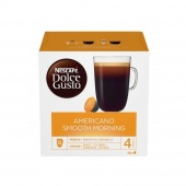 Кофе в капсулах Nescafe Dolce Gusto Americano Smooth Morning, 16 капсул